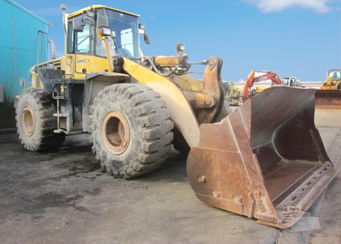 UKW Spares – Komatsu/Hitachi Spares and Machinery Sales: