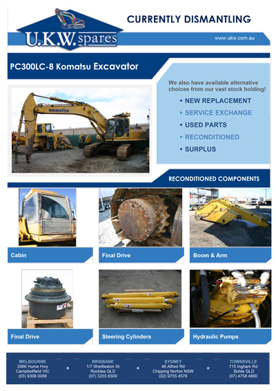 PC300LC-8-Komatsu-Excavator